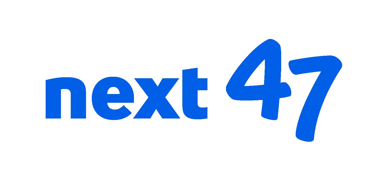 next 47 logo